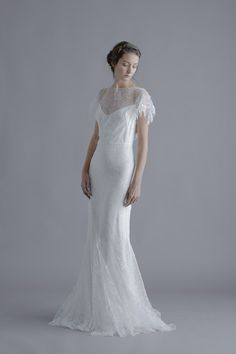 Alexandra Grecco: Genevieve Gown Exclusively available in The Netherlands at @wildatheartbridal www.wildatheartbridal.com