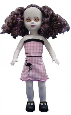 living dead dolls   Living Dead Dolls: Series 15 - Flamingo
