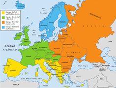 mapas europa - Pesquisa Google