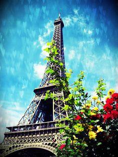 Spring in Paris...
