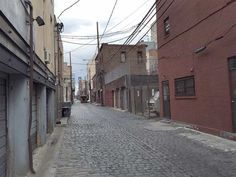 Image result for laneway alley street new york