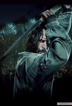 Keanu Reeves from 47 Ronin