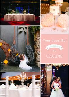 Cloudland | Brisbane Wedding Venue | Copyright: SilverEdge Photography