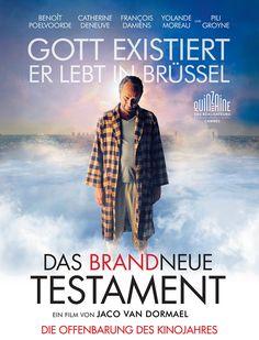 Das brandneue Testament - Offizielle Webseite