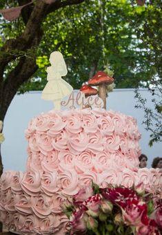 Festa Alice no País das Maravilhas! - Just Real Moms