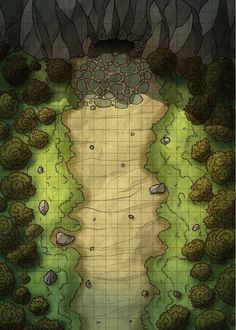 Tagged with dnd, pathfinder, battle, dungeons, Shared by fantastiskdod. Fantasy City Map, Fantasy World Map, Dark Fantasy Art, Dungeons And Dragons Memes, Dungeons And Dragons Homebrew, Dnd World Map, Forest Map, Forest Trail, Pathfinder Maps