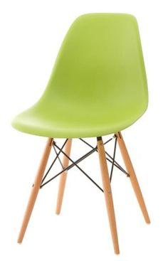 Krzesło PP inspirowane DSW dark olive Bauhaus, Kitchen Furniture, Eames, Chair, Design, Home Decor, Fa, Poland, Decoration Home