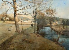 Le Prince Lointain: James Paterson (1854-1932), Moniaive - 1885