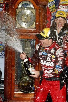 Jeff Gordon wins at Martinsville (2015)