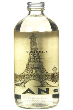 7 Bubble Baths to Relax with Tonight - Tokyo Milk Eiffel Tower Bubble Bath