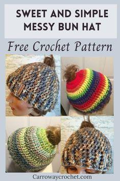 Crochet Fall, All Free Crochet, Hat Crochet, Crochet Gifts, Crochet Scarves, Crochet Slouchy Beanie Pattern, Fingerless Gloves Crochet Pattern, Crochet For Beginners, Free Pattern