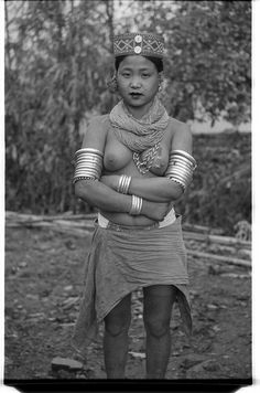Wancho girl | par SOAS Digital Library