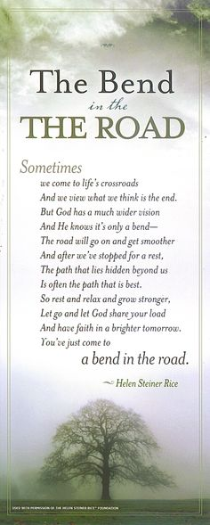 Poems Encouragement Helen Steiner Rice poems | Thou shalt be happy