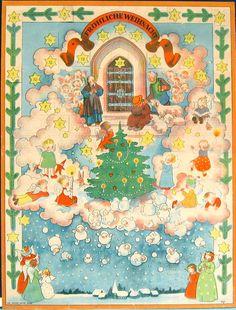 adventkalender adventskalender weihnachten alter. Black Bedroom Furniture Sets. Home Design Ideas