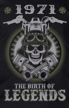 Alabama Crimson Tide Logo, Online Tshirt Design, Motorcycle Logo, Biker Quotes, Garage Art, Fathers Day Crafts, Bike Art, Skull Tattoos, Skull And Bones