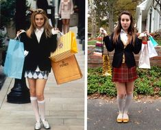 90's movie easy halloween costumes!!!   http://www.buzzfeed.com/hjupiter/diy-costumes-based-on-your-favorite-90s-movie-character