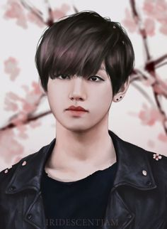 BTS V! by IridescentJam on DeviantArt