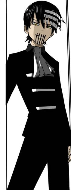 Death the Kid ~ Soul Eater