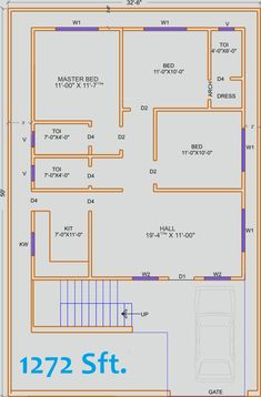 for many, pups layout is an mainly daunting method 10 Marla House Plan, 2bhk House Plan, Model House Plan, House Layout Plans, Duplex House Plans, Family House Plans, House Floor Plans, Low Cost House Plans, Simple House Plans