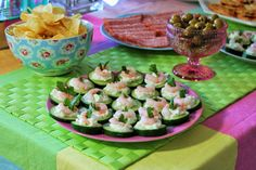 Be Gluten Free - Brighton : Gluten Free Cucumber Canapés & Other Nibbles