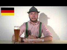 A simplicidade de se falar Alemão - YouTube