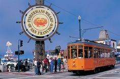 Getting around San Francisco is easy...and fun. Learn about San Francisco public transportation, including the famed cable cars in Fisherman's Wharf.