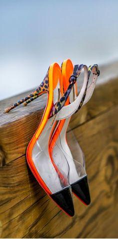 Sophia Webster Slingback Sandal Spring 2014 #Shoes #Heels
