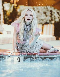 Dove Cameron on Modeliste Magazine