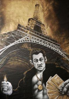 Mateo est un artiste de street art qui laisse derrière lui de magnifiques oeuvres urbaines | Daily Geek Show