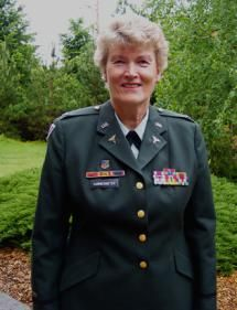 Check Out This Giant List of Famous Lesbians and Bisexual Women: Colonel Dr. Margarether Cammermeyer