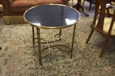 ITEM OF THE DAY: Black Granite top and Brass double Bamboo Gueridon Side Table. Only for $800. Come in to check it out! We are open Monday - Saturday 10 am till 5 pm, Sunday 12(noon) till 5 pm #globalconsignments #Greenwichconsignments #consignments #antique #antiquefurniture #vintagefurniture #vintagetable #vintagesidetable #vintagebabootable #bambootable #graintetop #granitetoptable #Vintagegranitetable #tablewithgranitetop #BrassdoubleBamboo #Greenwichantique #antiquefurnitureofgreenwich