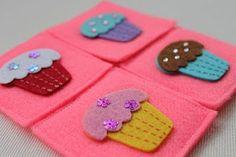 Cupcake Memory Game Tutorial