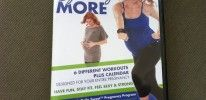 Expecting More- Dvd:   Prenatal fitness guru and new mom, Sara Haley, designed Expecting More™ to help fit and healthy moms-to-be stay motivated, inspired and fit throughout their pregnancy. Based on her own experience with pregnancy, as well as training other pre and post-natal women, Sara saw the need for a comprehensive prenatal DVD training program. Expecting More™ provides six different workouts to give women a variety of cardio, strength and dynamic flexibility exercises.