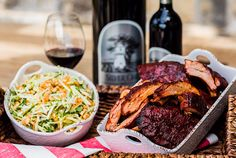 Discover how to make savory, tender Cherry BBQ Baby Back Ribs with this recipe from the Silver Oak Napa Winery Chef, Dominic Orsini. Perfect with Cabernet wine.