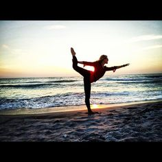"""Check out the amazing pose of Lori S. on the YogaTrail """"Yoga Poses around the world"""" Facebook App."""
