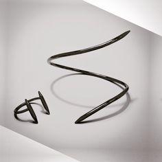 Handcrafted Minimal modern simple ring and bangle by Inner Island Minimal Jewelry, Irish, Bangles, Loft, Island, Jewels, Jewellery, Simple, Rings