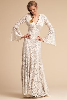 Lucca Gown from @BHLDN