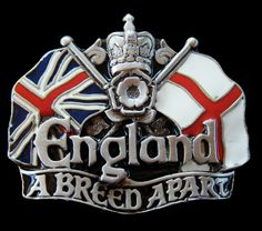 Country Belt Buckles, Country Belts, Cool Belt Buckles, Flag Country, St George Flag, Saint George, St Georges Day, English Uk, Cross Flag