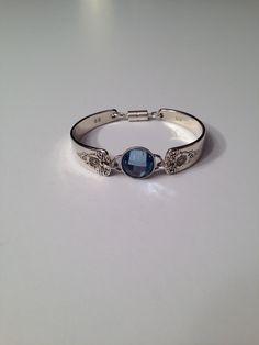 Silverware bracelet $39
