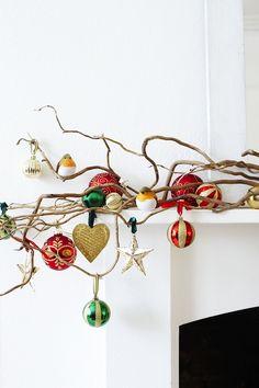 Desde Jalisco: Ideas sencillas para decoración de navidad