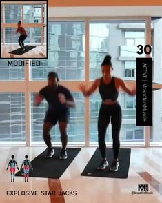 Health Discover Gym Workout Videos Full Body Hiit Workout Hitt Workout Fitness Workout For Women At Home Workout Plan At Home Workouts Gym Workouts Fit Board Workouts Lose Belly Hiit Workout Plan, Hiit Workout Videos, Intense Cardio Workout, Full Body Hiit Workout, Hitt Workout, Gym Workout Tips, Weight Loss Workout Plan, Pilates Workout, Workout Challenge