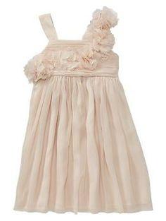 523a9b17a11d New flower girl dresses....Shirred flower dress Stylish Toddler Girl