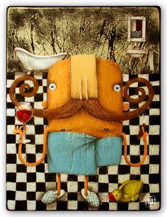 Don Felipe  http://pantonedesign.blogspot.com/