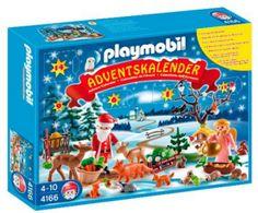 Playmobil Advent Calendar.