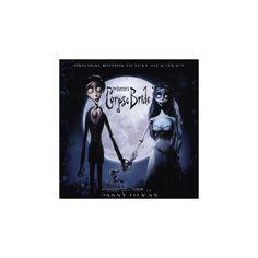 Danny Elfman - Tim Burton's Corpse Bride (Original Motion Picture Soundtrack) (CD)