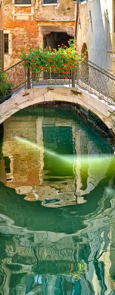 Venice Reflections by Igor Menaker