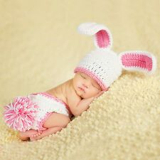 Newborn Photography Girl Discover Daily Deals For Moms Rabbit Design Baby Knitted Photography Prop Hat and Diaper Set Newborn Photography Props, Newborn Photo Props, Newborn Photos, Photography Outfits, Newborn Photo Outfits, Babies Photography, Photography Accessories, Baby Hut, Baby Kostüm