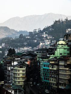 Incredible India: Gangtok, Sikkim.