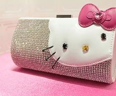 HK sparkle clutch. Want!