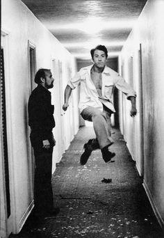 Dustin Hoffman and Bob Fosse, Lenny (1974) -- Steve Schapiro